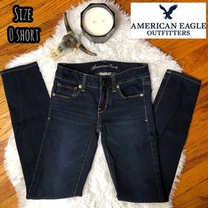American Eagle super stretch skinny jeans 👖